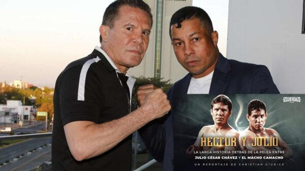 """Hijo del """"Macho Camacho"""" jura que vengará a su padre ante JC Chávez"""