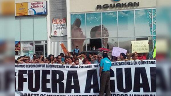 No habrá consulta popular contra Aguakan: Teqroo