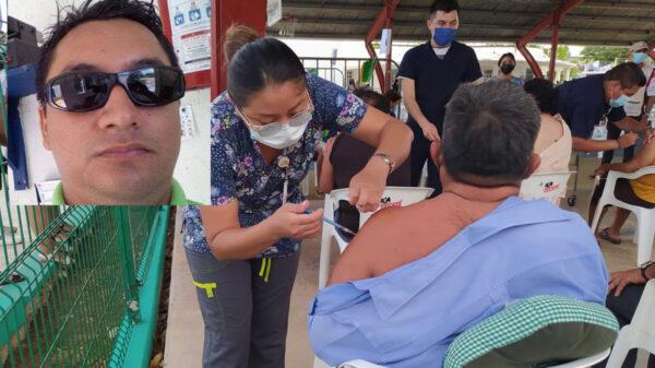 Niega director instalaciones del Cetmar 33 para vacunación contra el covid-19