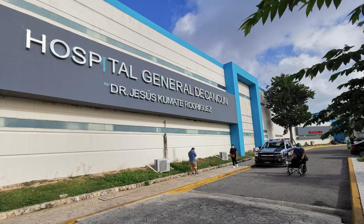 Se estabiliza ocupación en el Hospital General de Cancún