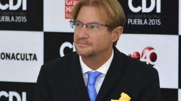 FGJ-CDMX gira orden de aprehensión contra Andrés Roemer