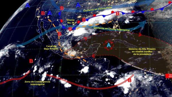 Pronóstico del clima para hoy miércoles 12 de mayo en Quintana Roo.