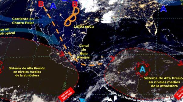 Pronóstico del clima para hoy lunes 17 de mayo en Quintana Roo.