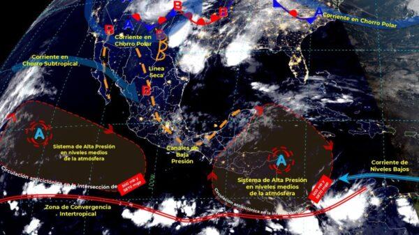 Pronóstico del clima para hoy martes 18 de mayo en Quintana Roo.