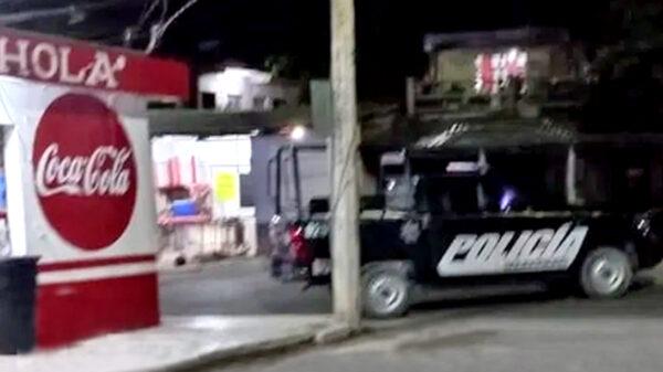 Ejecutan a balazos a hombre en Puerto Aventuras