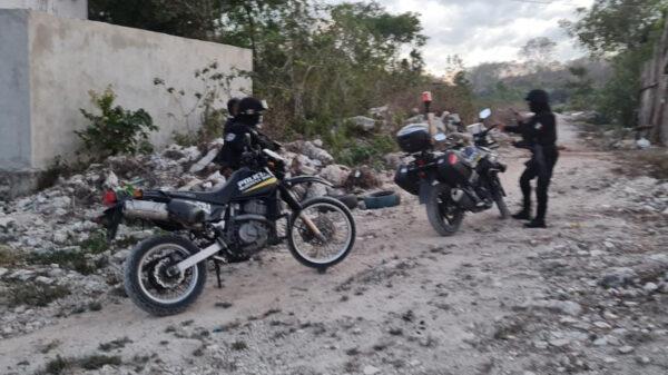 Cancún: Ejecutan a balazos a pareja en la región 245