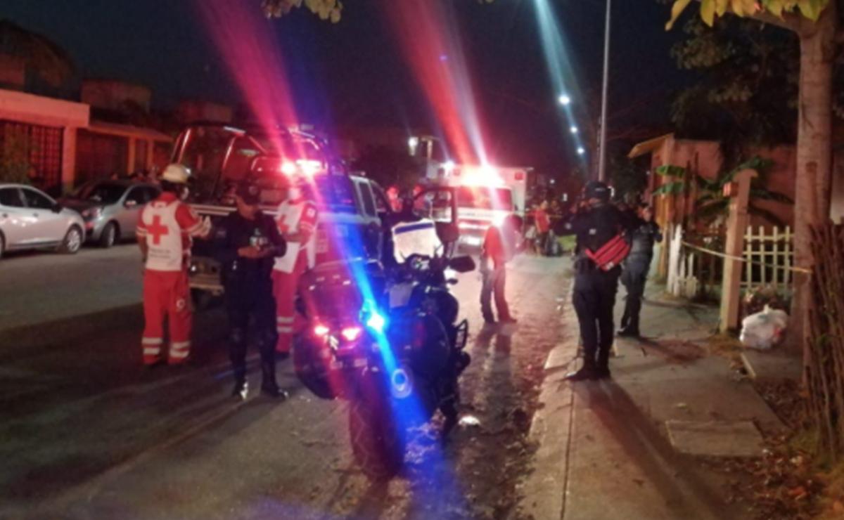 Ejecutan en Playa Del Carmen a par de presuntos tiradores de droga