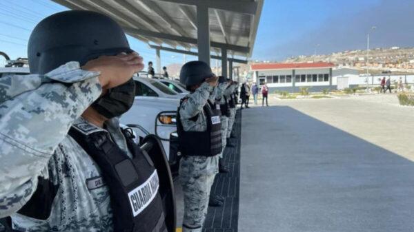 Blindará Guardia Nacional jornada electoral del 6 de junio