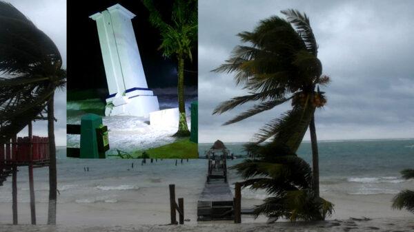 Piden a portomorelenses estar atentos a próxima temporada de huracanes