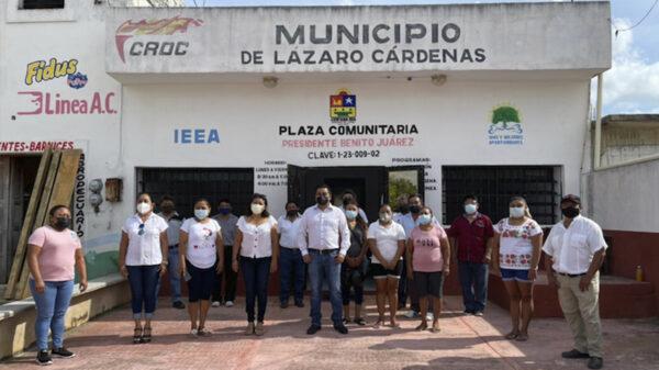 IEEJA en Lázaro Cárdenas exhorta a participar en jornada de evaluación