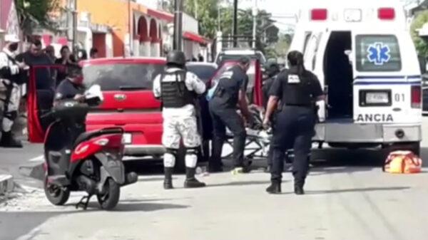 Balean a presunto funcionario municipal allegado a Pedro Joaquin Delbouis