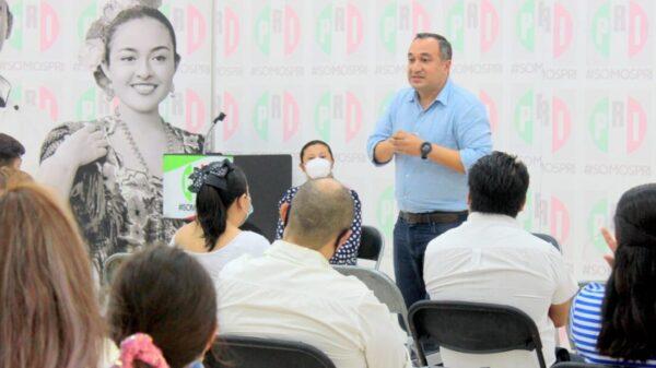 Jorge Rodríguez, la mejor propuesta para Cancún, coinciden Maestros
