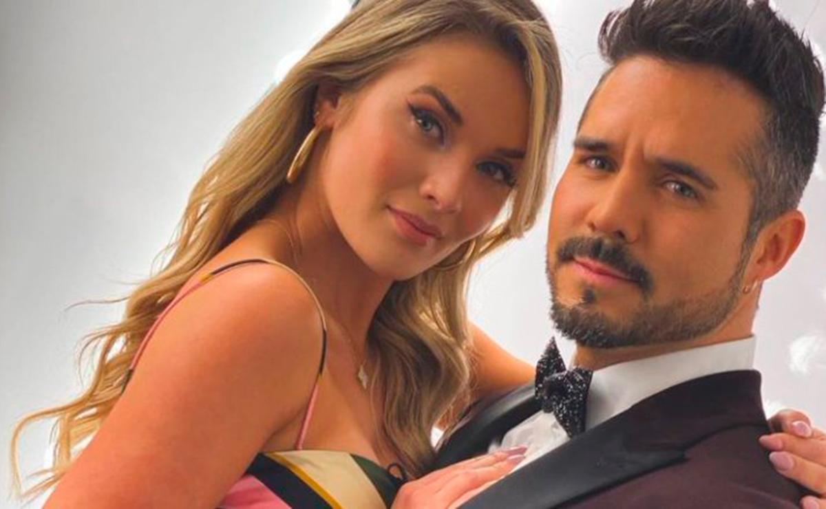 José Ron aclara su supuesto romance con Kimberly Dos Ramos