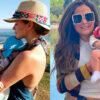 Famosas que celebran por primera vez el Día de las Madres