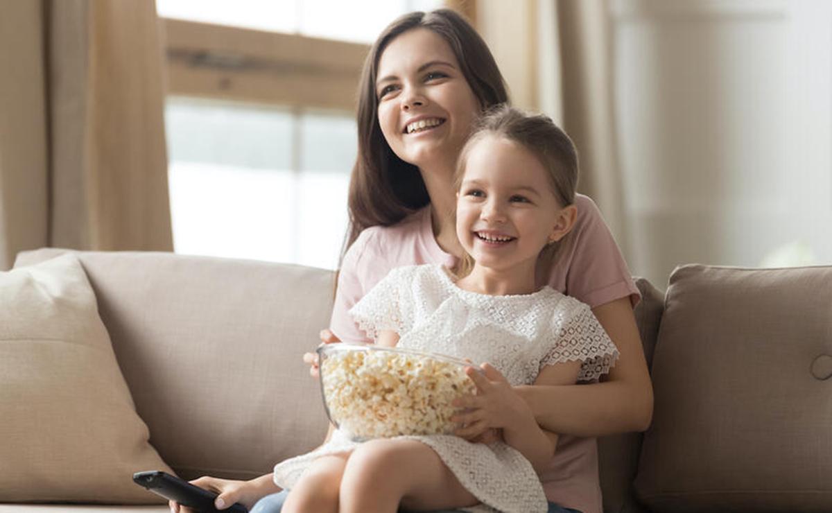 Las mejores películas de Netflix que puedes ver con mamá