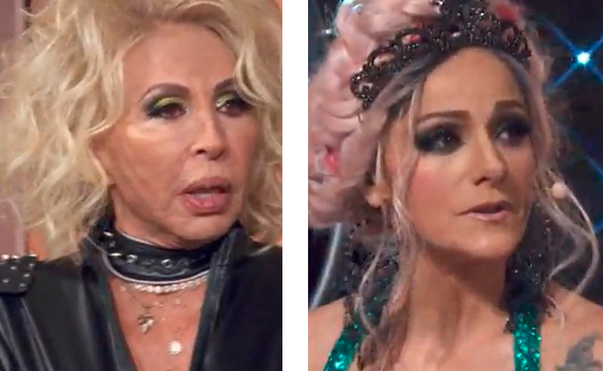 "Laura Bozzo le dice ""ábrete perr*"" a Lolita Cortés; ni Jolette se atrevió a tanto"
