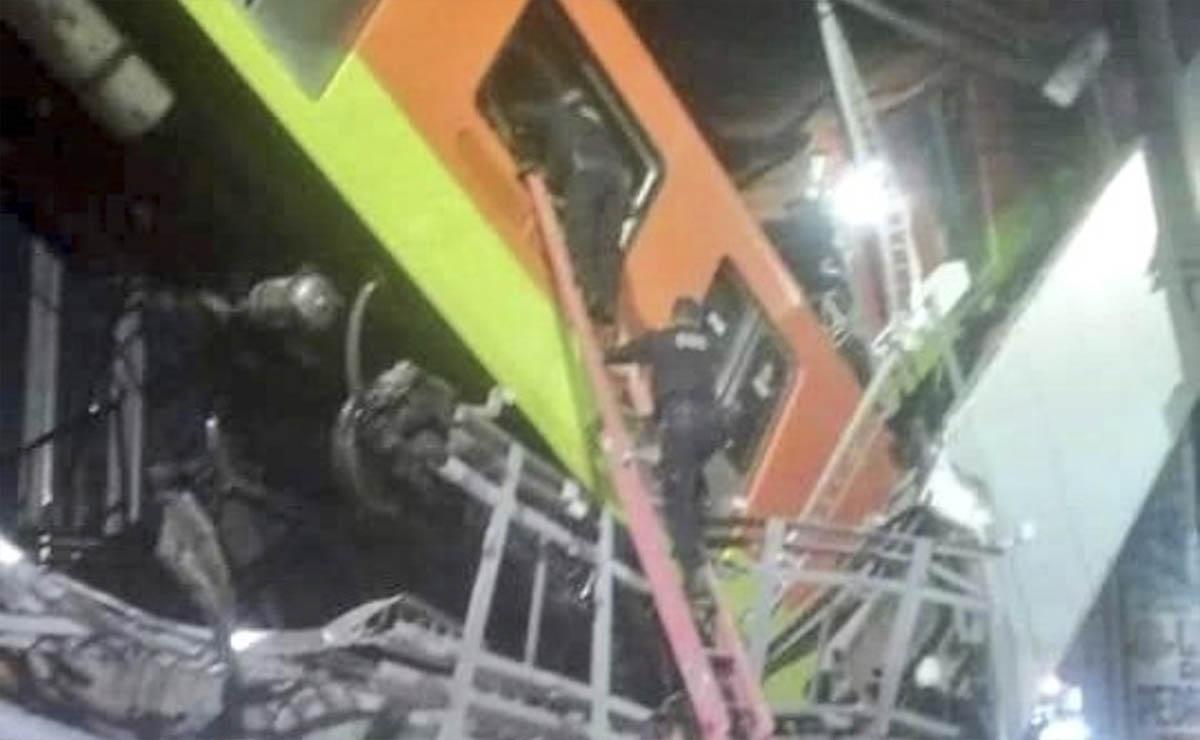 """""""Iba a morir"""", sobreviviente de la Línea 12 del Metro"""
