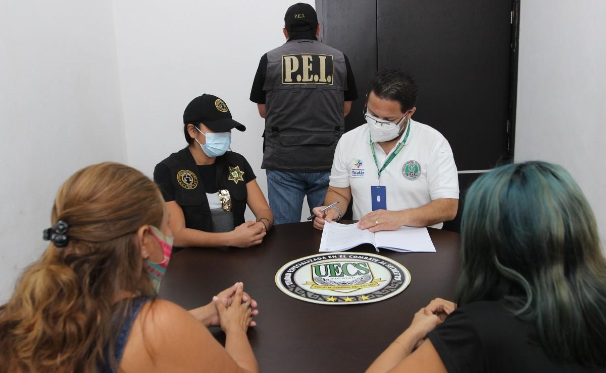 Hallan a joven de 18 años desaparecida en la ciudad de Mérida