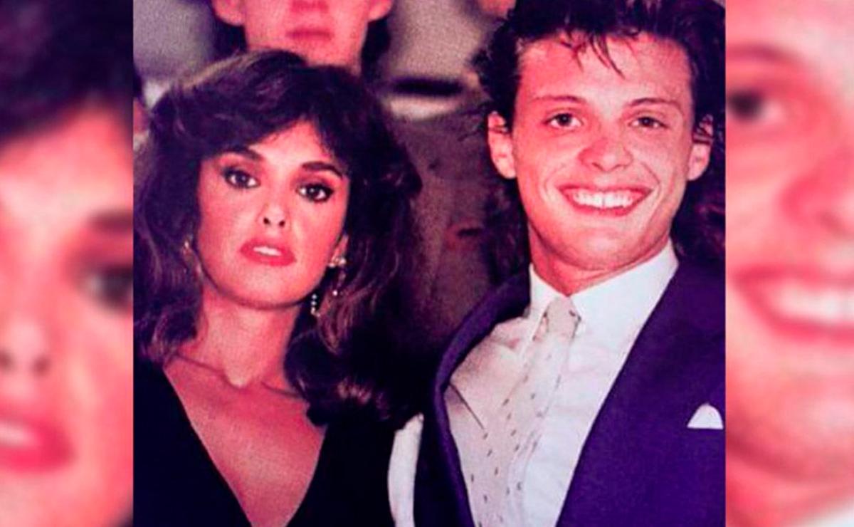 Lucía Méndez hablará de su romance con Luis Miguel