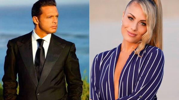 Luis Miguel termina su relación la modelo Mollie Gould