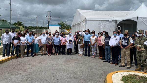 Vacuna contra covid-19 se aplicará a 700 maestros de Lázaro Cardenas
