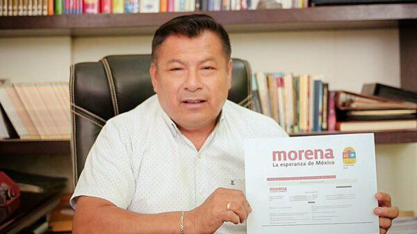 Denuncia UIF a Marciano Dzul por lavado de dinero