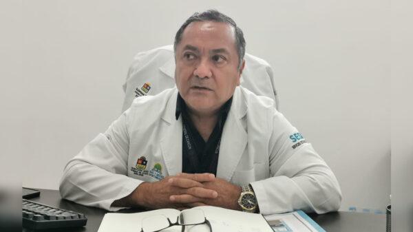 Incrementa ocupación por covid-19 en el Hospital General de Cancún
