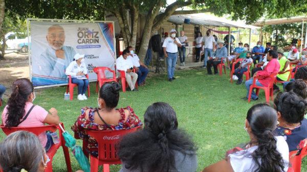 Emite el PAN recomendaciones anticovid para campaña en Chetumal