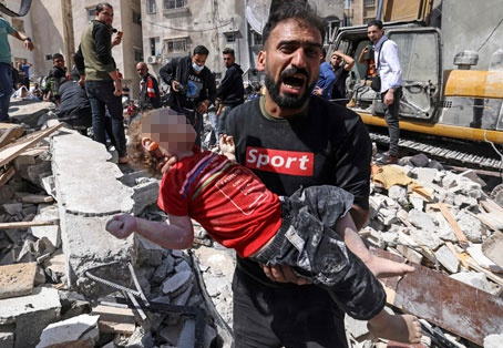 Continúa exterminio étnico en Gaza, ayer el ataque más letal de Israel