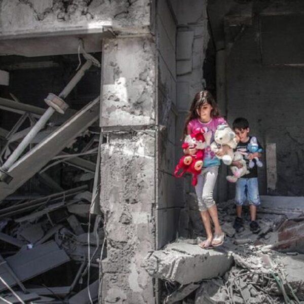 Huyen palestinos, más de 200 muertos en una semana; EU protege a Israel