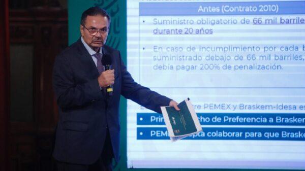 Usaron a Pemex para enriquecer a empresas privadas españolas