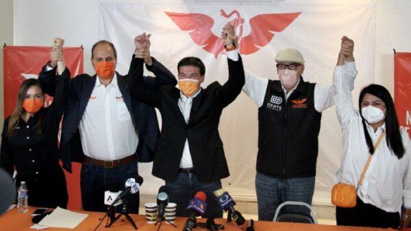 Samuel García pide sacar de investigación a esposa y suegro