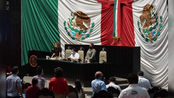 A punto de concluir periodo ordinario de sesiones en Congreso de Quintana Roo