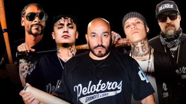 Con 'Grandes Ligas' Snoop Dogg revoluciona el rap junto a Lupillo Rivera