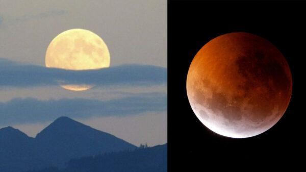 ¡Prepárate! Se acerca la Superluna y eclipse lunar a finales de mayo