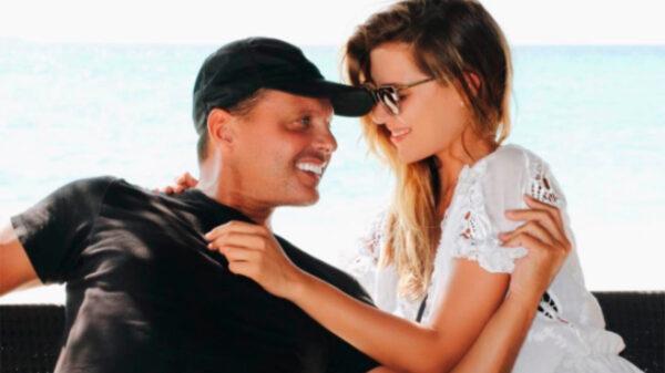 Sylvia Pasquel revela que Luis Miguel y Michelle Salas 'se quieren mucho'