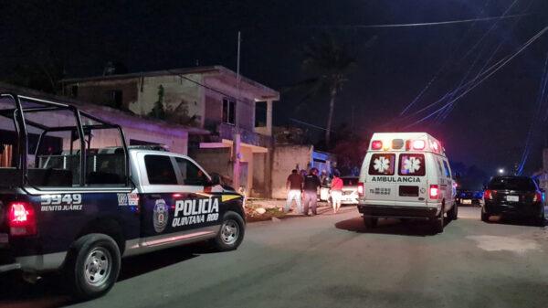 Vuelven ataques a taxistas de Cancún, ejecutan a uno en la región 220