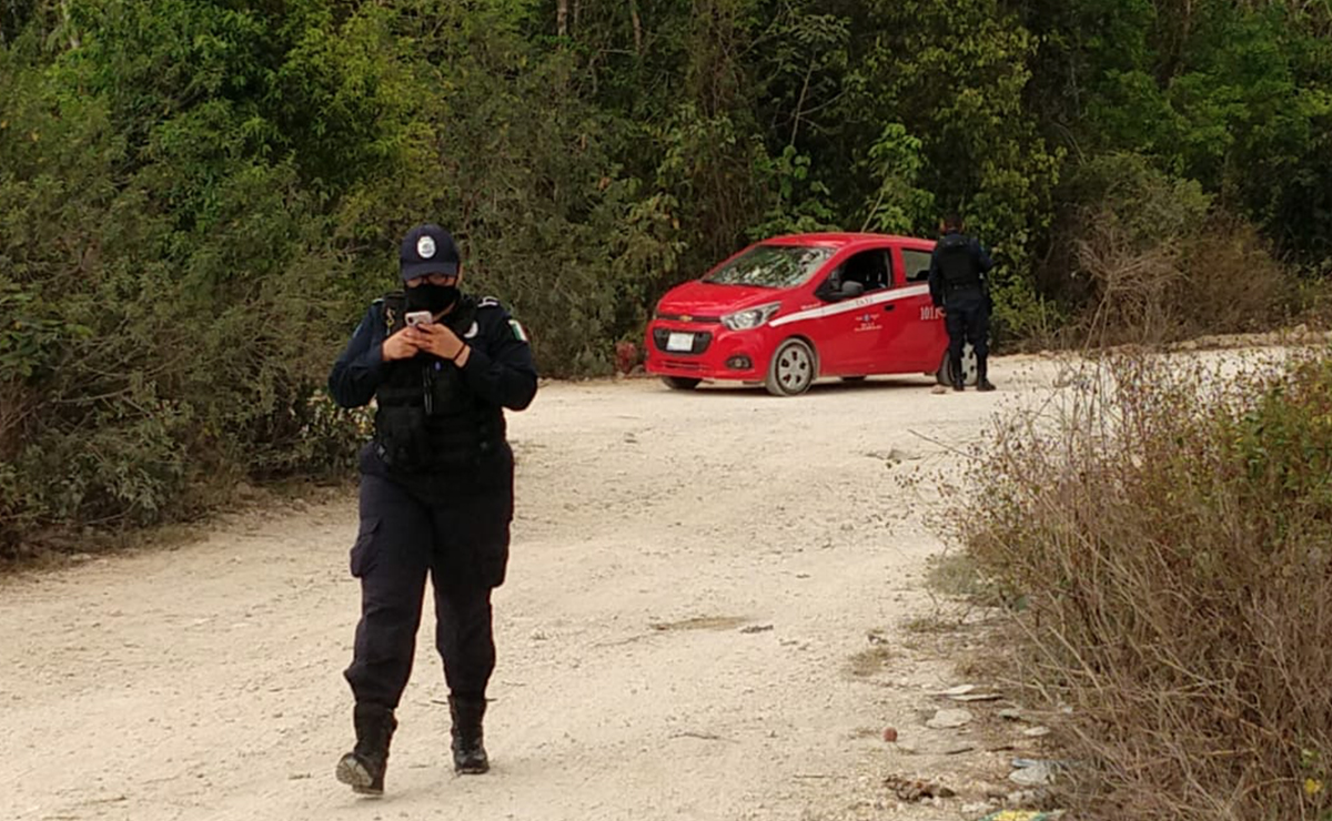 Cancún: Ejecutan a balazos a otro taxista en la región 260