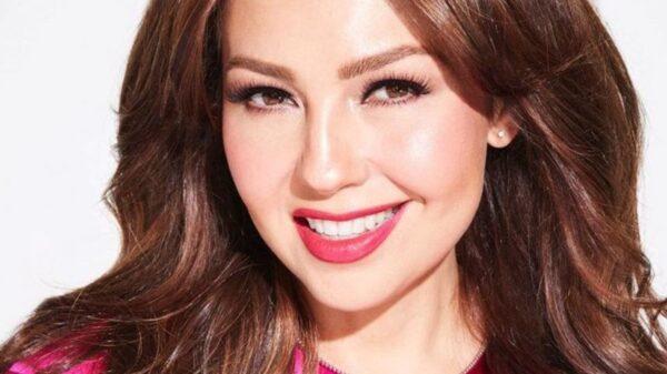 Thalía externa negativa en llevar a la pantalla chica su vida a través de bioserie
