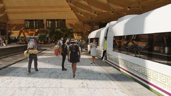 Tren Maya ya tiene empresas constructoras para 42 trenes