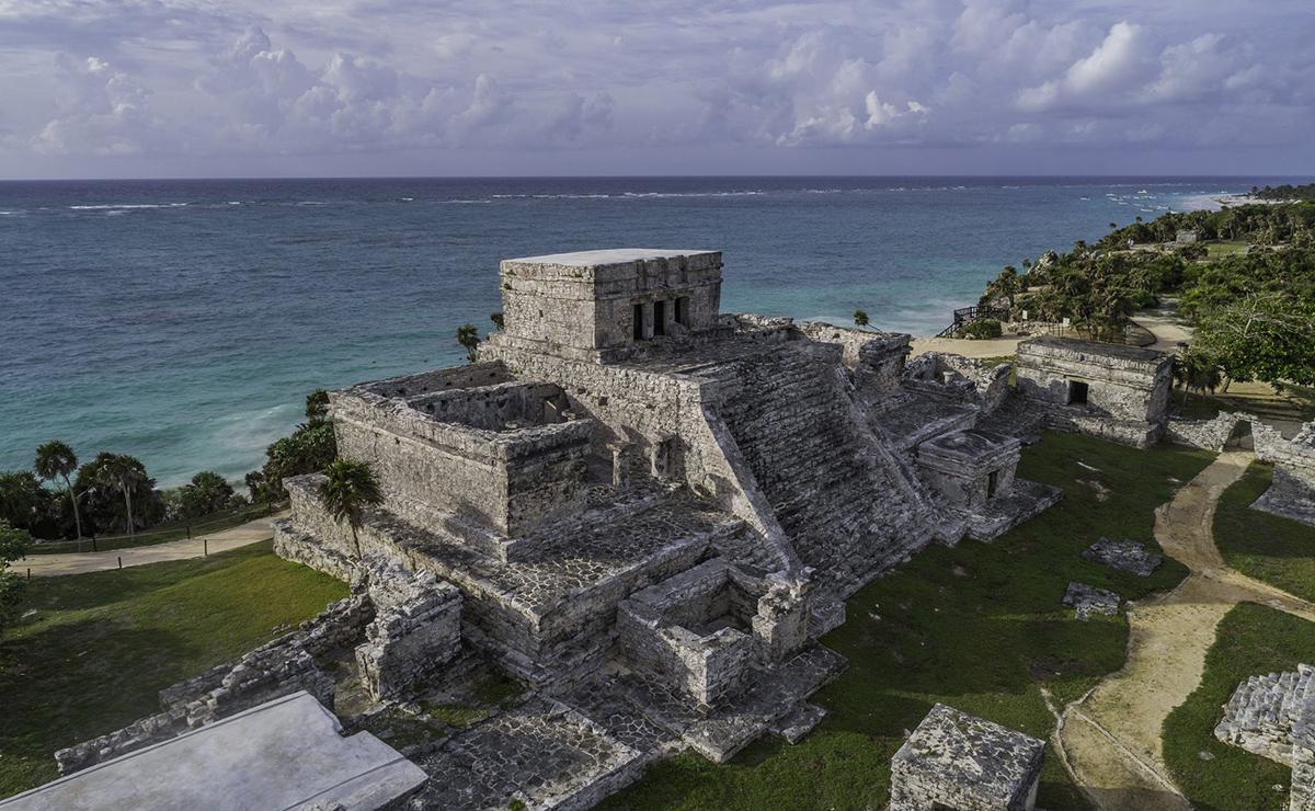 Cierra INAH zonas arqueológicas por contagios de Covid-19