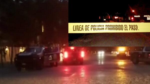 Masacran a turista a balazos en complejo turístico de Tulum