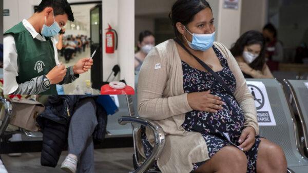 Abren registro para vacunación contra el covid-19 a embarazadas