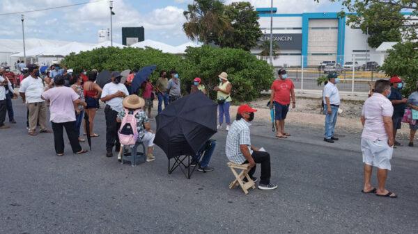 25 mil quincuagenarios han sido vacunados contra el covid-19 en Quintana Roo