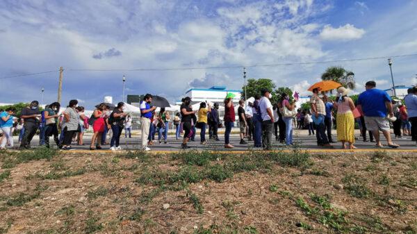 Más de 25 mil docentes en Quintana Roo fueron vacunados contra el covid-19