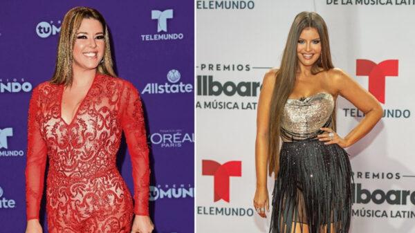 Venessa Claudio y Alicia Machado levantan rumores de pleito en redes sociales