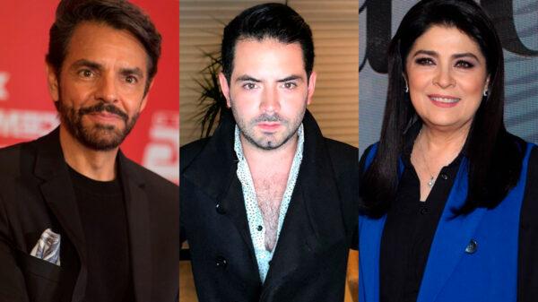 Victoria Ruffo no quiere saber nada de Eugenio Derbez
