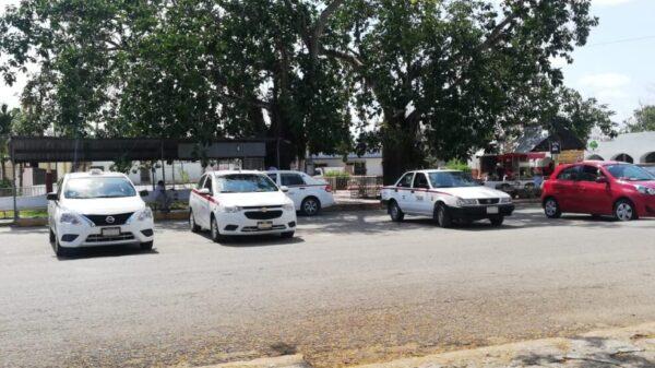 Aclara líder taxista de Kantunilkín que no recibió dinero de candidato del PAN.