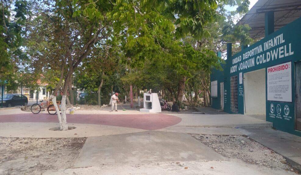 Obras en unidad deportiva no justifican gasto millonario de Pedro Joaquín.