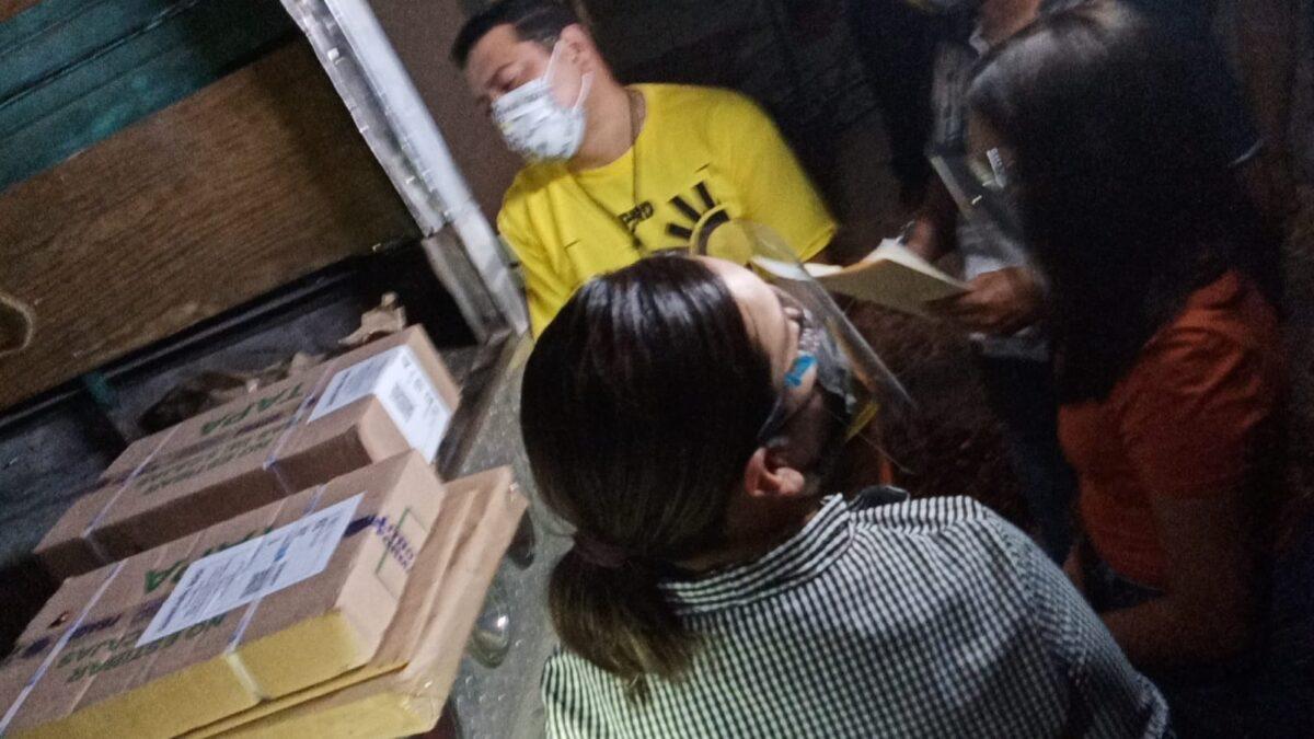 Arriba a José María Morelos la paquetería electoral para el 6 de junio; para este municipio de destinaron un total de 29 mil 927 boletas..